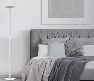 TROND LED Torchiere Floor Lamp Ambient Light