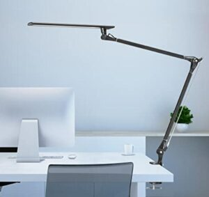 clip on desk lamp for artists and office workers