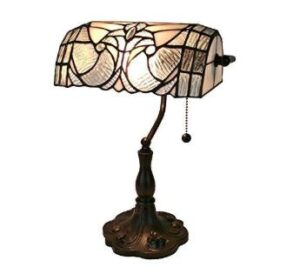 Tiffany style desk lamp for home office review