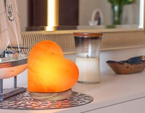 Himalayan Glow USB Multicolor Salt Lamp