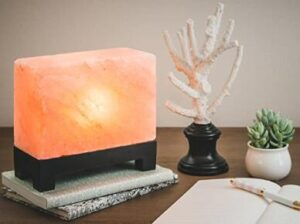 Himalayan d'aplomb High-Quality Salt Lamp