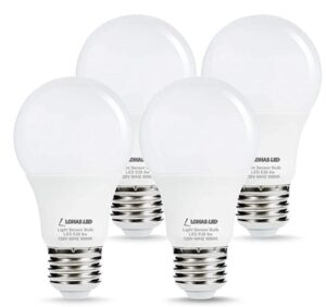 outdoor light bulbs with motion sensor