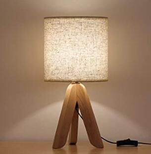 cheap tripod lamp for bedside