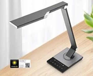 TaoTronics desk lamp with touch control panel