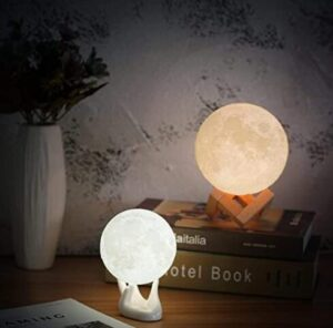 full moon desk lamp