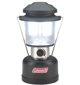 coleman hurricane lantern for indoor and outdoor use