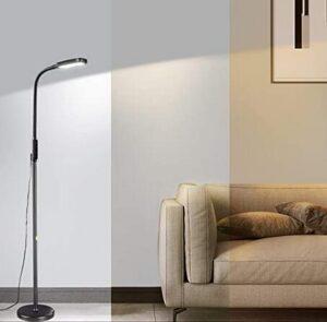 best sale miroco standing reading lamp
