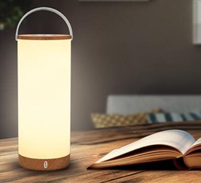 TaoTronics compact cordless lamp with variable brightness