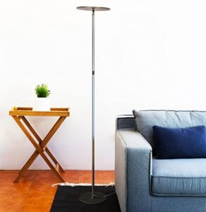 super bright Brightech torchiere standing floor lamp for your dark living rooms