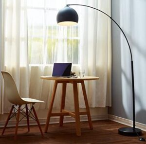 arc floor lamp for dining table