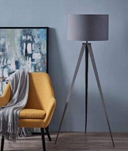 elegant modern tripod floor lamp