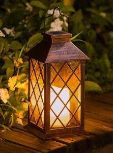 garden lantern lights