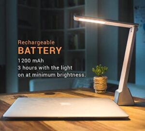 folable table light