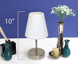mini portable table lamp