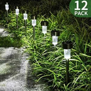 best led solar garden lights