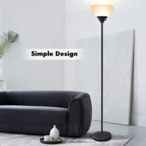 affordable floor lamp for dark living room