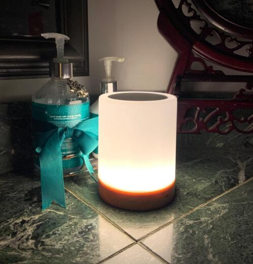 touch operated small table lamps for bathroom and more