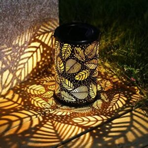 decorative hanging solar lights