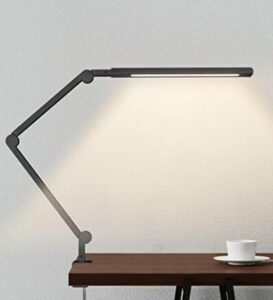 Joly Joy clip on led desk lamp for computer and studying