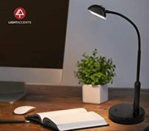battery operated led desk lamp for studying