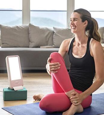 portable full spectrum light for emotion boost