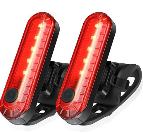 bicycle tail light usb rechargeable reviews