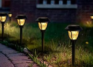 best led solar garden lights reviews