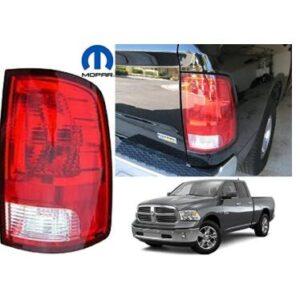 tail light for passenger side
