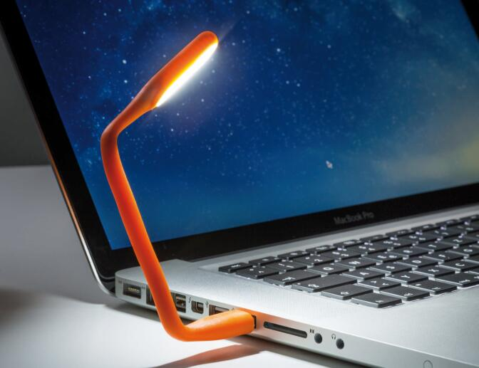 USB lamp for computer
