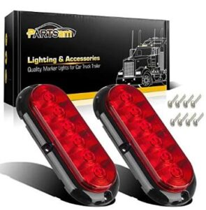 cheap waterproof tail light for RVs and boat and more