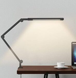 clamp on desk lamp for office