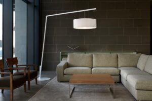 can a floor lamp light a room