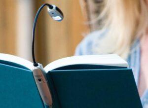 led book light for reading