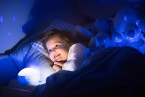 night light helps sleep