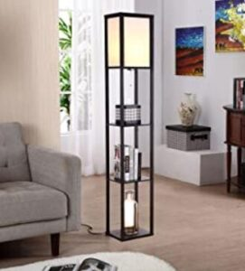 Brightech mid century modern floor lamp