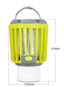 rechargeable mosquito killer lamp