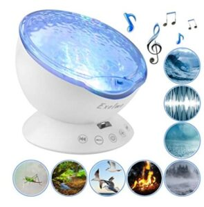 night light projector and sound soother for 5 year old kids