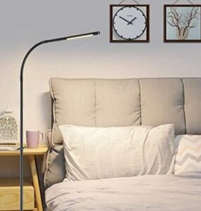 tall floor standing lamp for bed