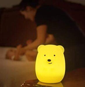 night light for breastfeeding baby