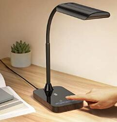 TaoTronics led table lamp for reading