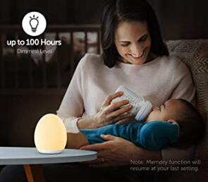 vava led night light for nursery