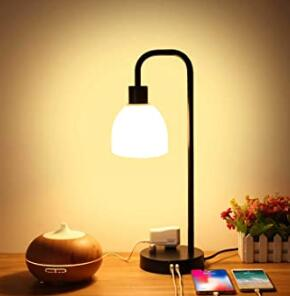 Vansware contemporary bedside lamps for your bedroom review