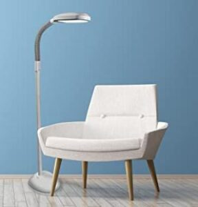 Verilux modern reading floor lamp review