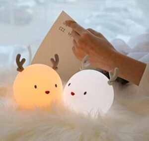 animal nightlights for children's bedrooms