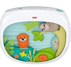 Fisher Price animal theme projector lights