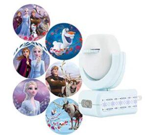 Frozen led night light projector for Disney fans