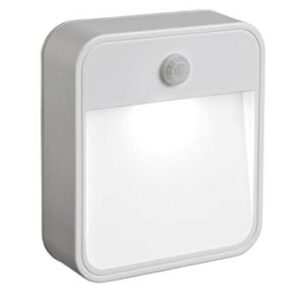battery powered night light for bathroom