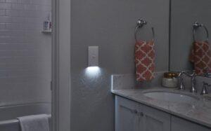 best bathroom night lights reviews