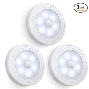 battery powered night light for hallway and stairways