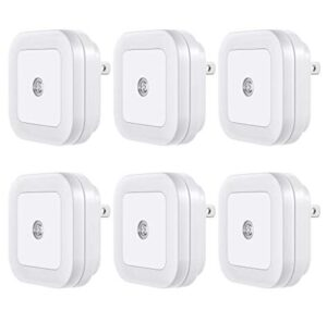 hot sale led compact plug in night light with 3 brightness options